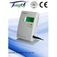 Electrochemical sensor Ozone Monitor and Controller with Modbus interface and 1X analog +2X dry cont