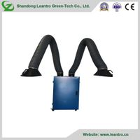 High Quality Clean Fume Extractor Systems of Welding Fume Collector thumbnail image