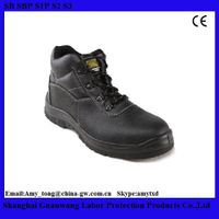 Working Safety Shoes Manufacturers/Hot Selling Leather Safety Shoes/Boots thumbnail image