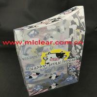 cosmetic packaging PVC clear box PET plastic box PP blister box