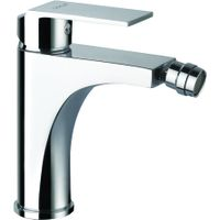 brass bathroom chromed plated bidet faucet with 40 mm ceramic cartridge