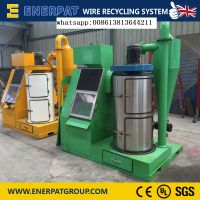 2017 Newest Scrap Copper Cable Wire Recycling Machine with Good Price