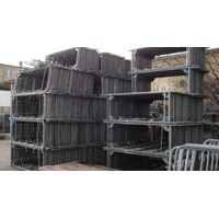Layher speedy scaf used 3000 sqm, only 47500 Eur, used scaffold, gebrauchtes Geruest thumbnail image