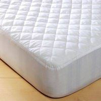 Micrfiber Quilted waterproof mattress cover /mattress protector