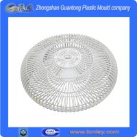 plastic fan part products manufacture(OEM)