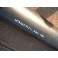 Cangzhou Supply ASME A335 seamless alloy steel pipe