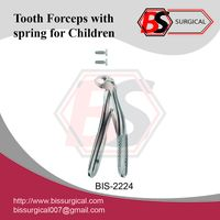 Tooth Forceps for Children thumbnail image