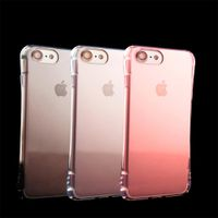 Soft Air Cushion TPU Mobile Cases for iPhone 7