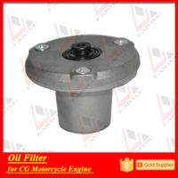 CG auto spare parts engine parts oil filter
