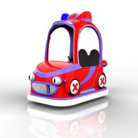 Indoor outdoor entertainment game machines for kids bumper car thumbnail image