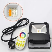 Smart wifi wall wsher dimmable led projector 10w RGBW RGB led floodlight floodlight led flood led li thumbnail image