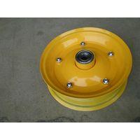 rubber wheel rim