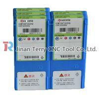 Kyocera machinery tools carbide metal inserts CCMT09T302HQ TN60