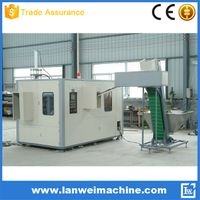 Full Automatice Pet Bottle Blow Molding Machine for Small Bottle
