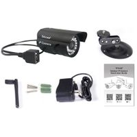 Sricam SP013 Bullet 1.0 Megapixel Waterproof Megapixel Bullet Camera Wireless P2P HD Outdoor IP Came