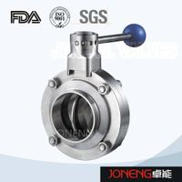 square pull handle butterfly valve thumbnail image