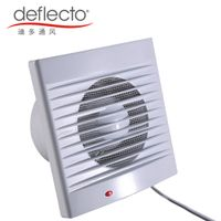 ABS Exhaust Fan Axial Fan Air Blower for Wall Window thumbnail image