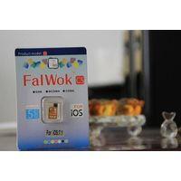 Falwok CS unlock sim card IOS7.1 for iphone 5S 5C 5 ATT T-M SB TECELL thumbnail image
