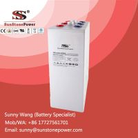 Deep Cycle Gel Battery 2v 2000ah for Solar Street Light