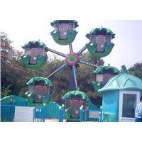Sale! Playgroud Amusement Rides running Mini Ferris Wheel