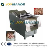 Frozen Meat Cutting Machine Frozen Meat Dicing Machine Chicken Cutting Machine thumbnail image