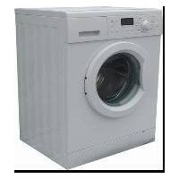 6kg LCD front loading washing machine