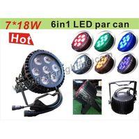 mini led waterproof par can light/outdoor led par light thumbnail image