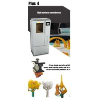 Large Formation Space Industrial 3D Printer DLP 3D Printer for Sale