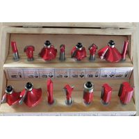 15PCS Router Bit /set