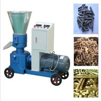 Factory selling Animal Poultry Livestock Feed Pellet Making Machine thumbnail image
