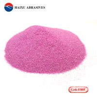 Pink fused alumina emery