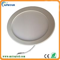 Best quality CE RoHS LED Aluminum and plastic designed led panel light 3w 6w 9w 12w 15w 18w 24w