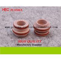 CCW 120914 Hypertherm Plasma Consumables Swirl Ring 300Amp thumbnail image