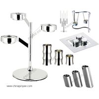 OEM stainless steel candle holder
