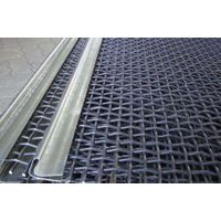 Anping factory Crimped Wire Mesh with warping