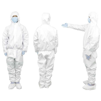 Favar Disposable Protecitve Coverall civilan