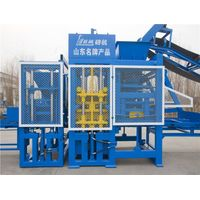 Full Automatic Standard/Solid/Hollow Cement Brick Block Making Machine
