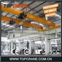 Electric Single Girder overhead Crane 10ton 15 ton 20ton thumbnail image