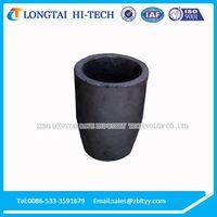 Silicon Carbide Crucibles Melting Temperature of Copper Melting Pot thumbnail image
