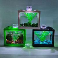 new products traditional mini aquariums for fish tank, fish home aquarium thumbnail image