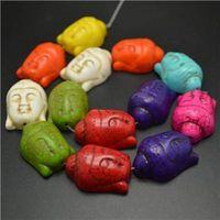 Howlite Turquoise Beads