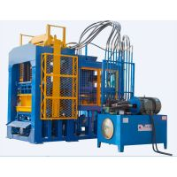 QT10-15 road paver block making machine