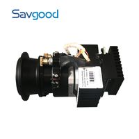 Uncooled Microbolometer FPA Core with 40mm Lens LWIR Thermal Network Camera Module Long Range thumbnail image