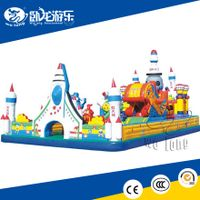 China Inflatable castle. inflatable jumper castle slide