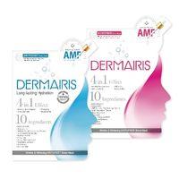 Dermairis Facial Mask Sheet 4 in 1 Effect with 10 ingredients