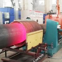 Induction Heating Pipe Expansion Machine