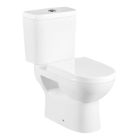 ceramic bathroom toilet p-trap 180mm Rouhing toilet sanitary ware