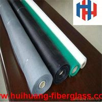 Plain weaving fiberglass insect window screen