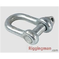 Rigging Hardware LARGE DEE BS3032 SHACKLE thumbnail image