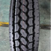 USA design 11R22.5 bus tire with DOT